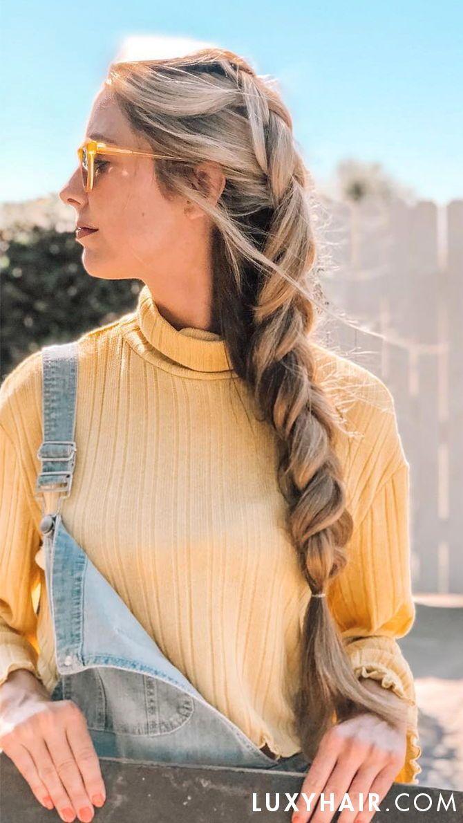 Best Of Side Braid Hairstyles