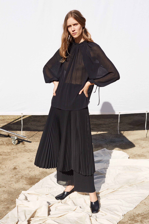 Shaina Mote Fall 4 Ready-to-Wear Fashion Show  Fashion