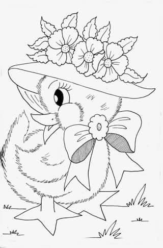 Pin de Mauren Guzman en patos | Pinterest | Pintar, Dibujos y Bordado