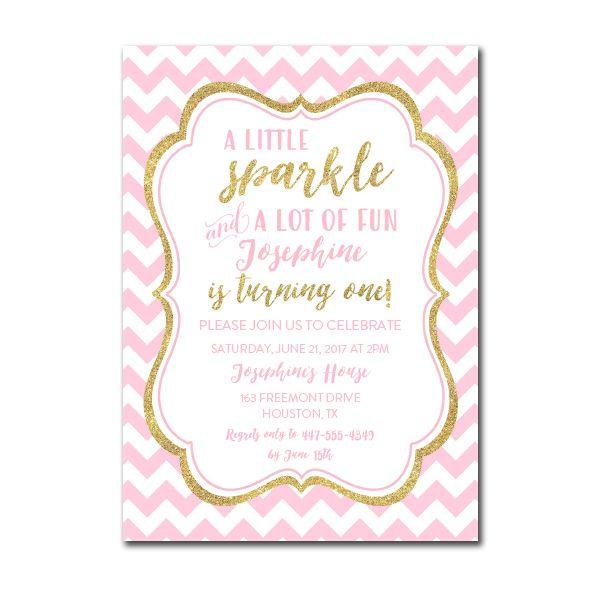 blush pink gold glitter