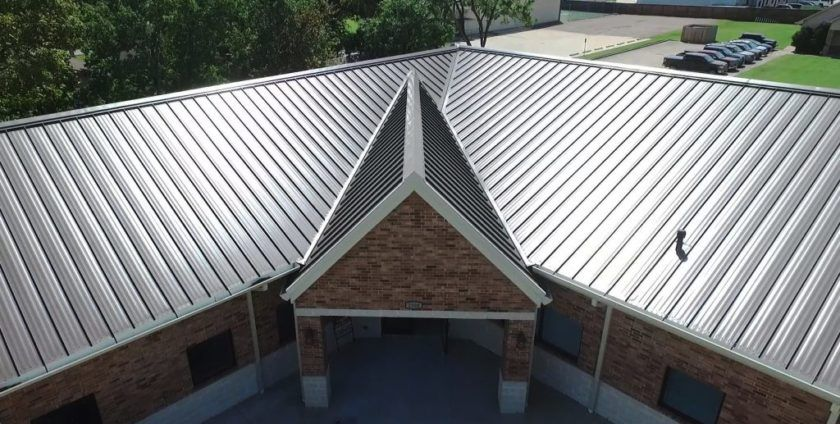 How Much Does A Metal Roof Cost On Average Answer Inside In 2020 Metal Roof Cost Roof Installation Roof Cost