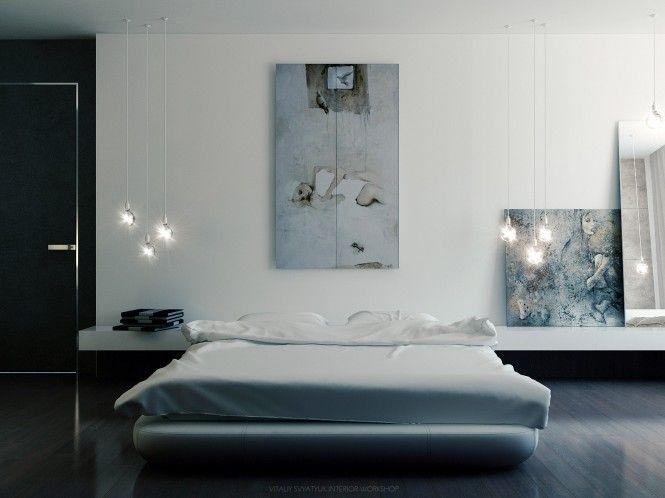 Modern Art Vitaly Svyatyuk Cool Art Cool Pallete Bedroom Bedroom Design Bedroom Decor Art Deco Bedroom