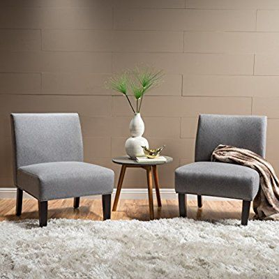 Accent Chairs for Gray Walls