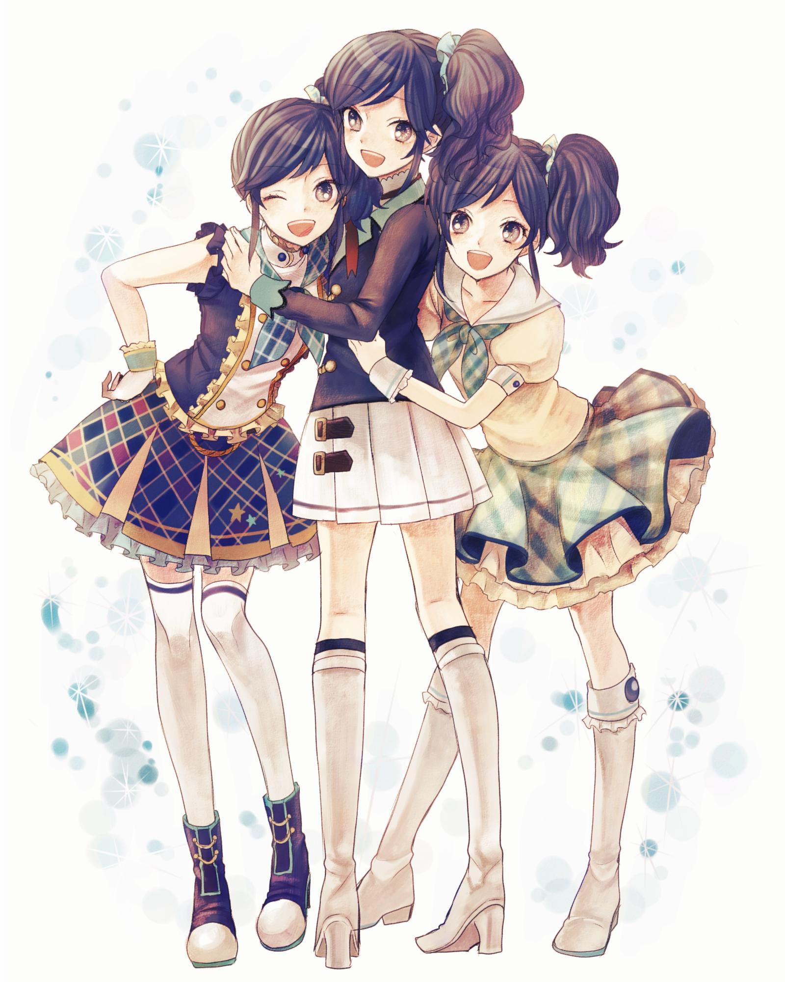 The three secret sisters