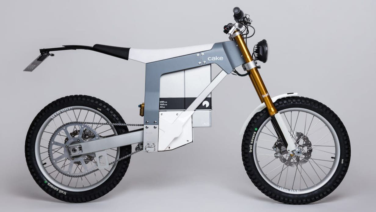 Cake Tunes Its High Torque E Bike For The Tarmac With The Street