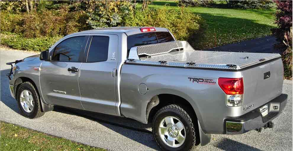 Tundra Bed Cover >> Diamondbackhd Pickup Truck Bed Covers Truck Bed Toyota