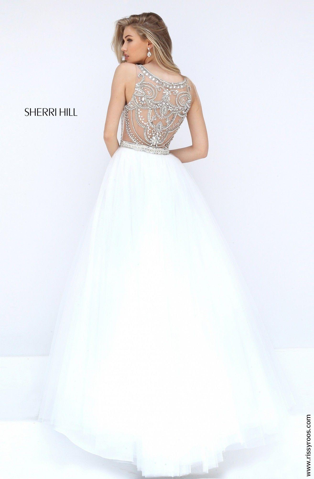 Sherri Hill 50562 Fairy Tale Ball Gown