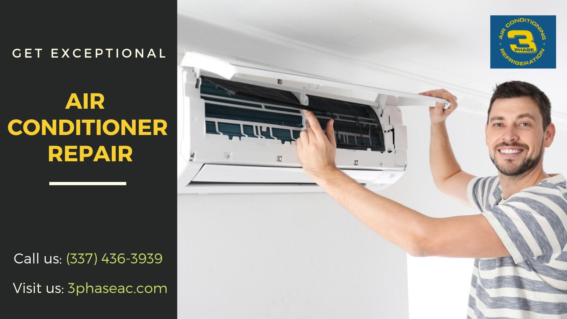 Get Exceptional Air Conditioner Repair Service Air Conditioner