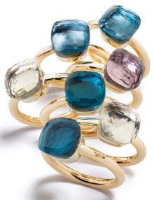 The Pomellato Nudo Ring collection