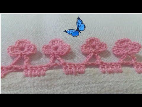 Bico De Croche Carreira Unica Pe De Galinha 48 Youtube Com