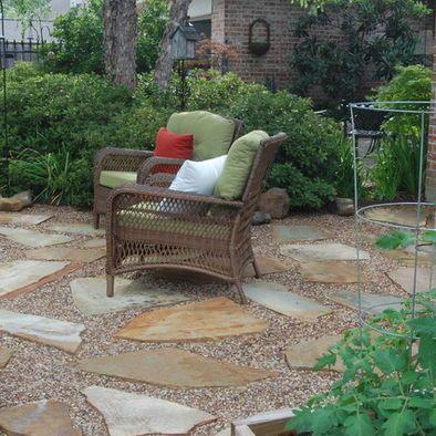 patio pea gravel design gravel patios pinterest pea gravel
