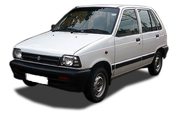 Check All Used Maruti Suzuki 800 Car Price From 104616 To 111087