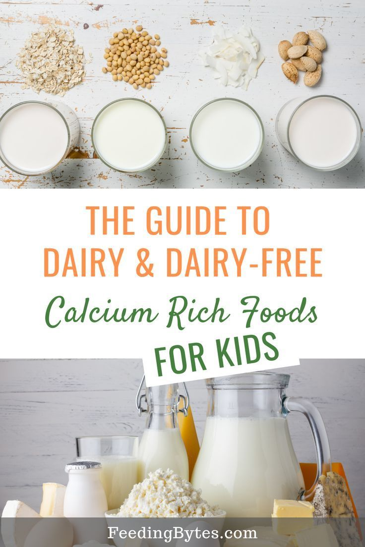 Mega post on dairy and dairyfree drinks for children in
