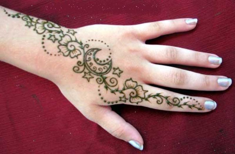Mehndi Henna Butterfly : Tiny henna butterfly google search tattoo ideas