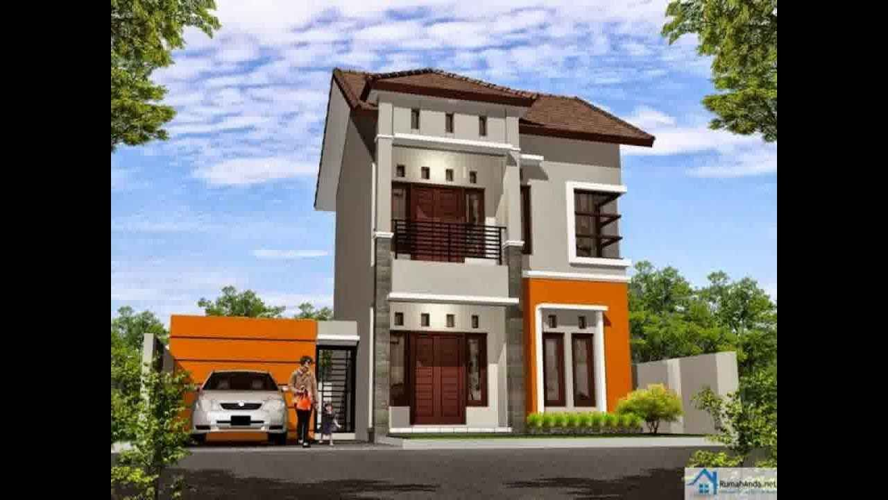 Contoh Desain Rumah Minimalis Lantai 2 Type 36 Cek Bahan Bangunan