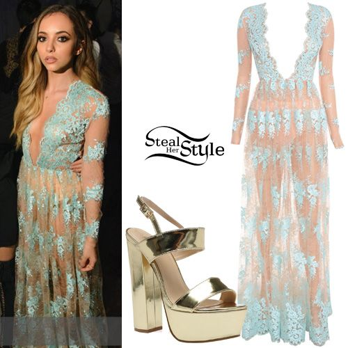 Jade Thirlwall Posed At Her Birthday Party In Bonbar Newcastle