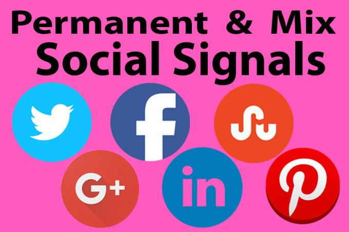 Social Signals help in the search engine results in a more organic and dynamic manner than ever before. It works Based on recommendations through Shares, Likes, tweets and Google +, which act as social signals. We are here to do so for your web, url, business pages to get rank and improvement with more and more profit.  #socialsignals #seo #socialshares #socialmediamarketing #backlinks