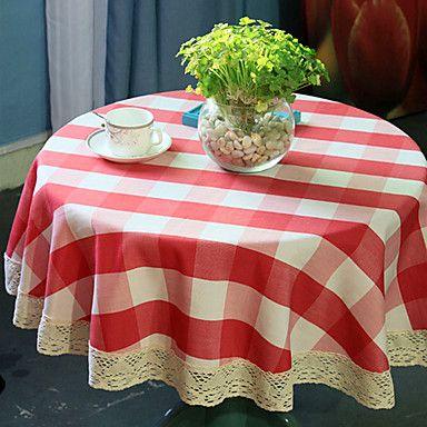 Red & pano de tabela branco da manta – BRL R$ 72,20