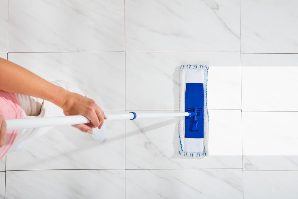 Discover This All Inclusive Guide About How To Clean Floor Tiles Specific To Your Tile Type Includin Cleaning Tile Floors Cleaning Marble Floors Floor Cleaner