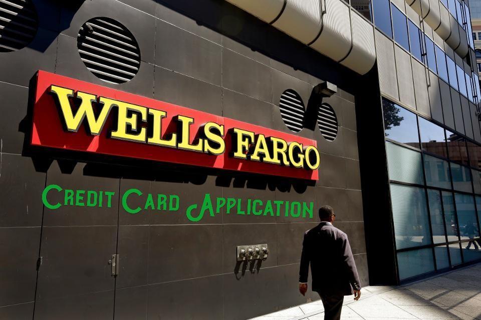Wells Fargo Credit Card Application in 2020 Wells fargo