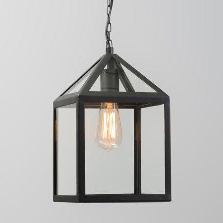 buitenlamp amsterdam hang zwart deze strakke hanglamp voor