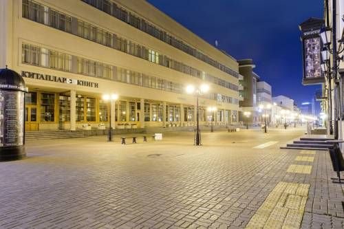 Hotel Nogai Kazan Featuring free WiFi, Hotel Nogai offers accommodation in Kazan, 300 metres from Peter and Paul Cathedral. The hotel has a children's playground and views of the city, and guests can enjoy a meal at the restaurant. Private parking is available on...