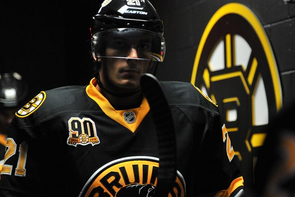 best cheap 79da4 79da2 Loui Eriksson, Boston Bruins: tunnel, pre-game ...