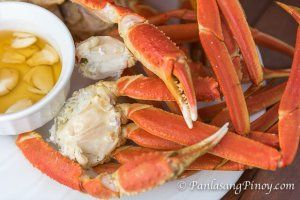 Steamed Snow Crab Legs Recipe Snow crab legs, Crab