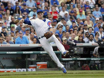 Cubs\u0027 front office remains sold on slumping Mike Olt - Chicago