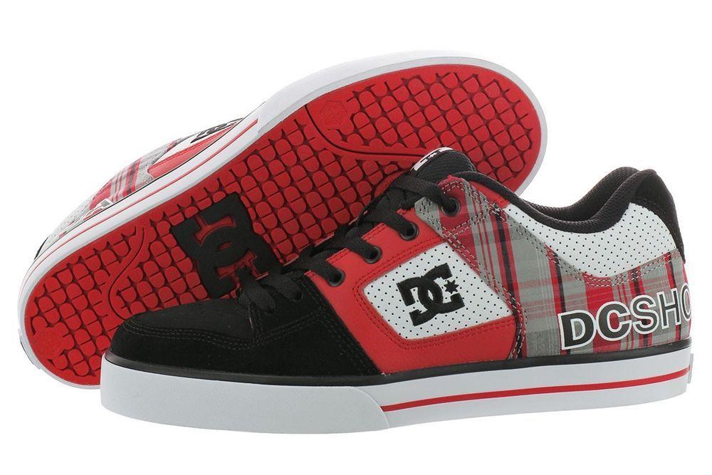 Red DC Shoes men | 1000x1000.jpg | Dc
