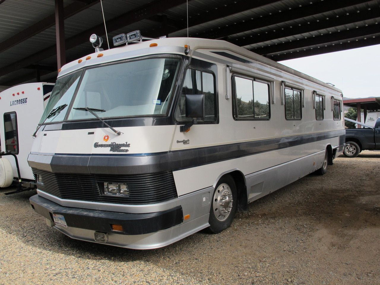 Airstream For Sale Bc >> 1989 Monaco Crown Royale Bus Motorhome RV Camper Van ...