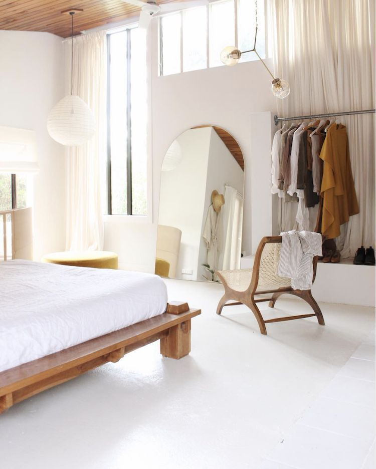 Japandi Style In An Inspiring Second Hand Home In New Zealand My Scandinavian Home Minimalist Bedroom Scandinavian Home Bedroom Design