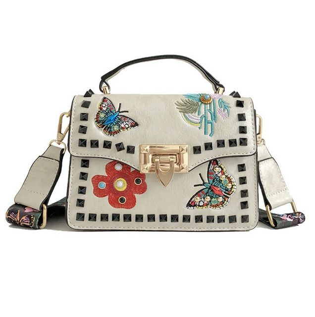 Shoulder Small Bag Women Bags Handbags Small Square Bag Color Black