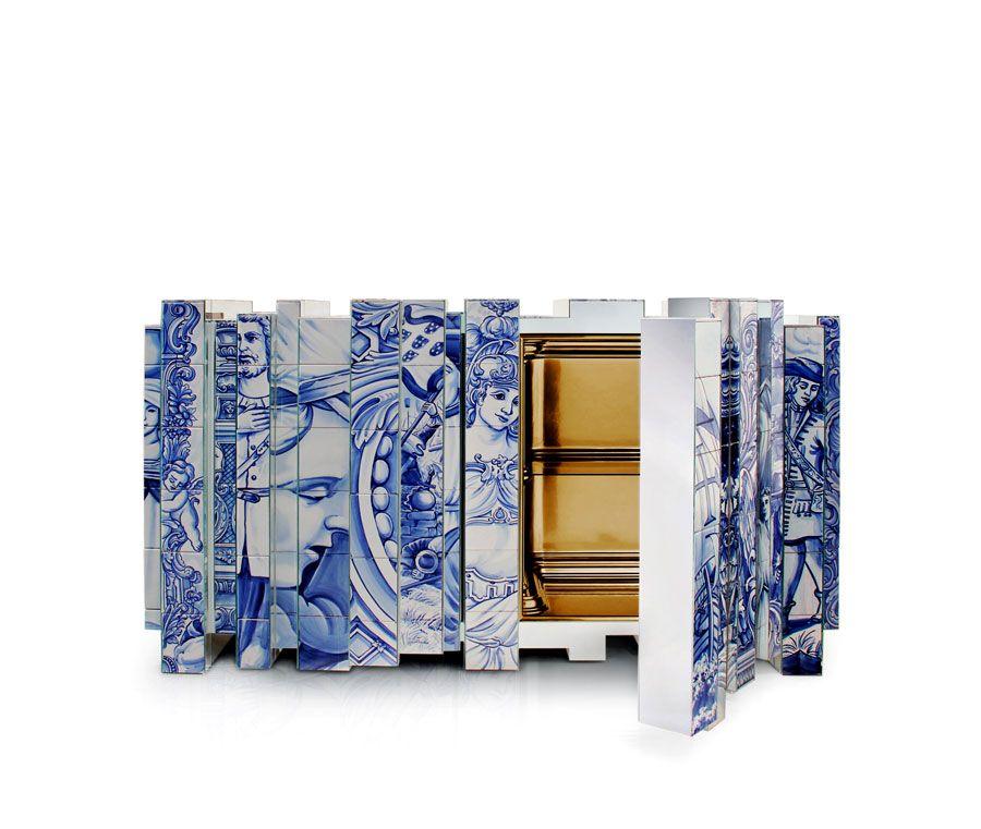 Boca Do Lobo furniture | Contemporary design, Artisan and Contemporary
