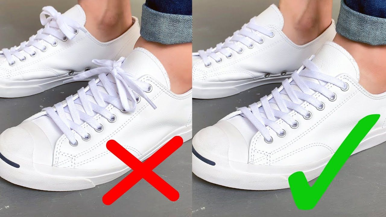 to lace converse, Shoe laces, Lace sneakers