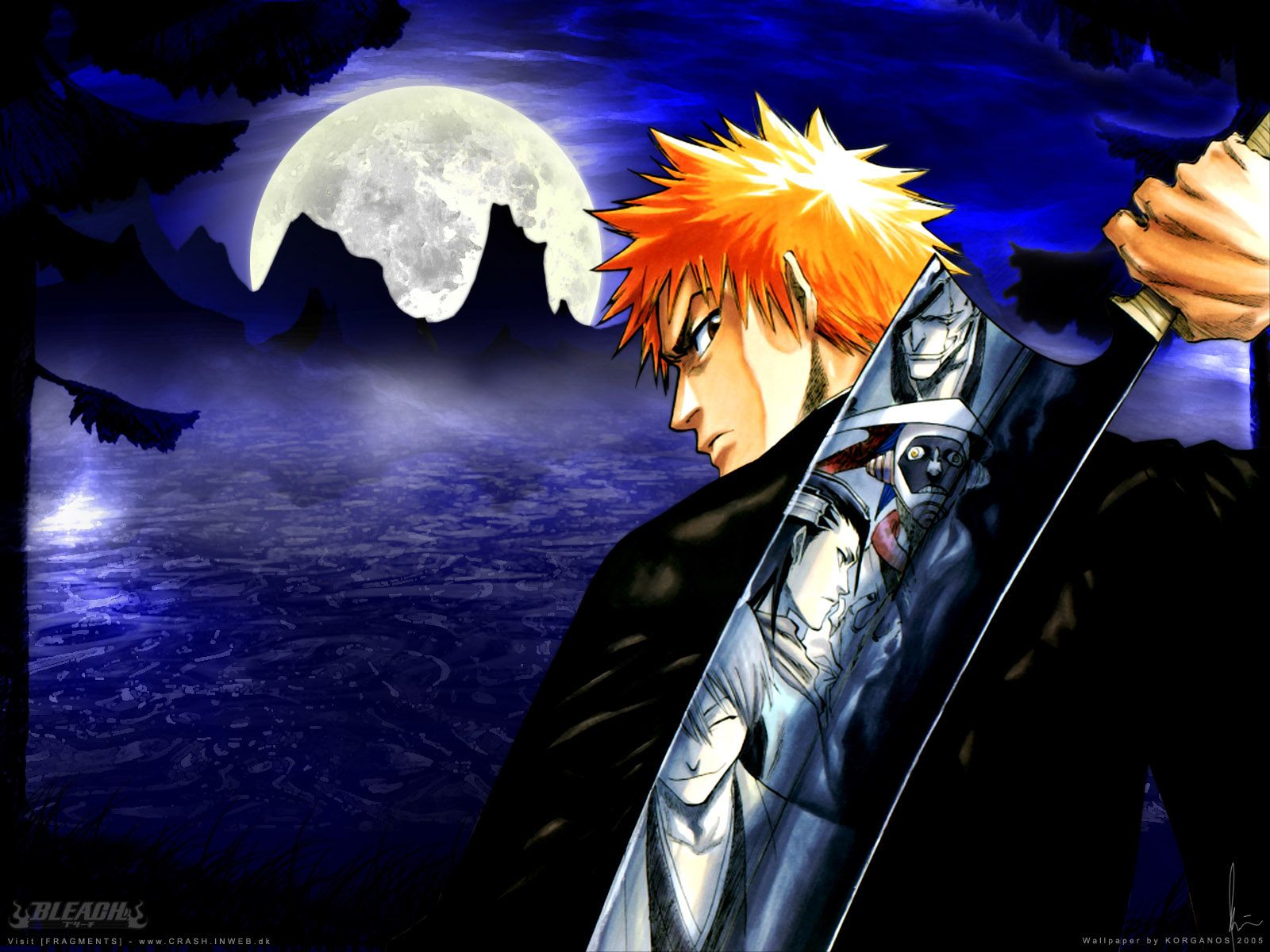View download comment and rate this 1600x1200 bleach wallpaper wallpaper abyss