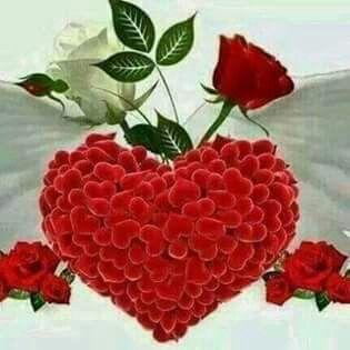 Pin By Matahari Omar On Heart Flower Vase Arrangements Beautiful Roses Flowers