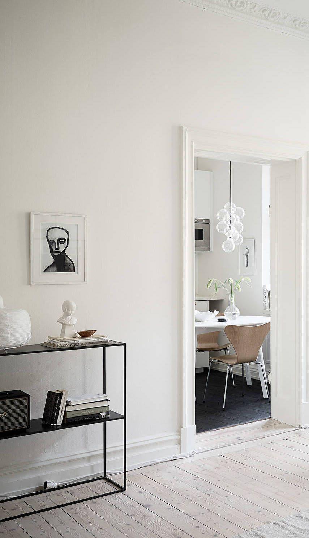 Home in a natural color palette - via Coco Lapine Design blog ...