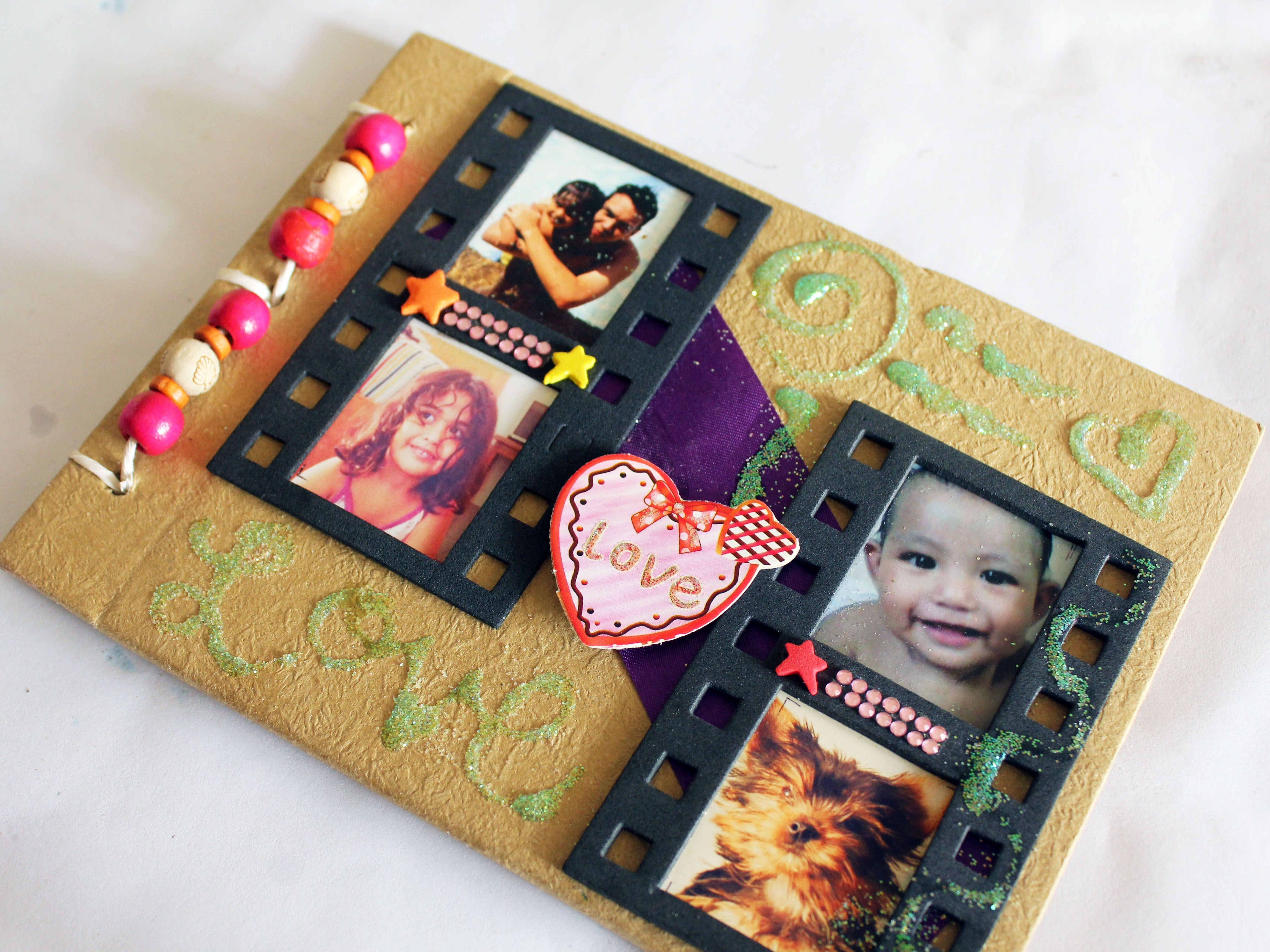 Scrapbook ideas many pictures - A Best Friends Scrapbook Is A Way To Keep A Record Of Mementos Tokens