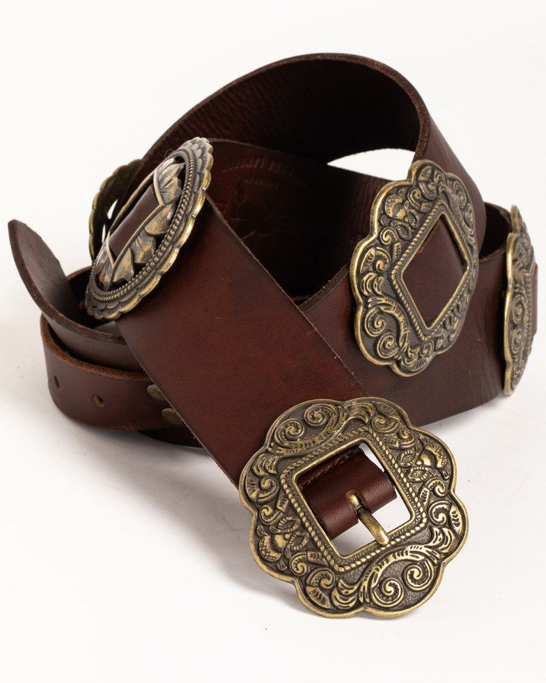 Idyllwind Womens Highway 65 Concho Belt