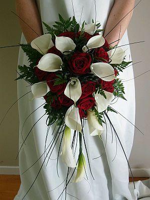 MuyAmeno.com: Bouquets y Ramos de Rosas Rojas para Bodas, parte 2
