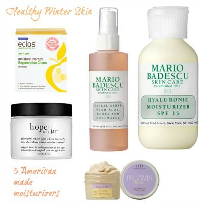 5 American Made Skin Care Products To Save Your Winter Skin Usa Love List Winter Skin Winter Skin Care Skin Care