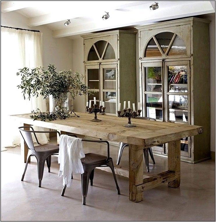 Tuscan Dining Room Ideas In 2020 Tuscan Dining Rooms Farmhouse Dining Room Table Rustic Dining Room Table