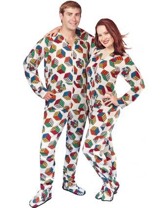 care bear footed pajamas for adults