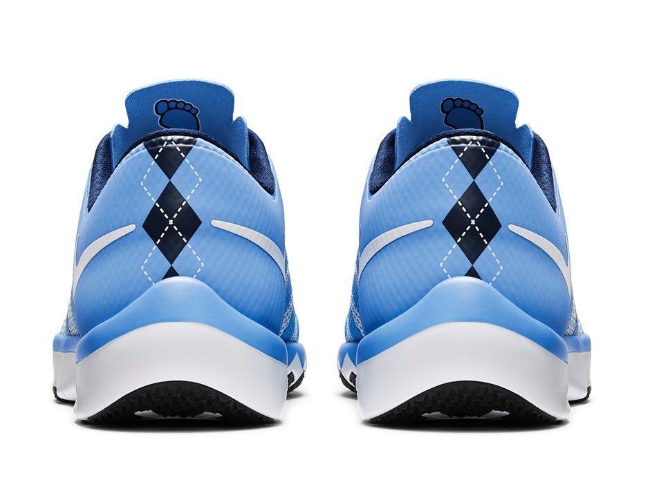 Nike Free Trainer 5.0 Tarheels Unc
