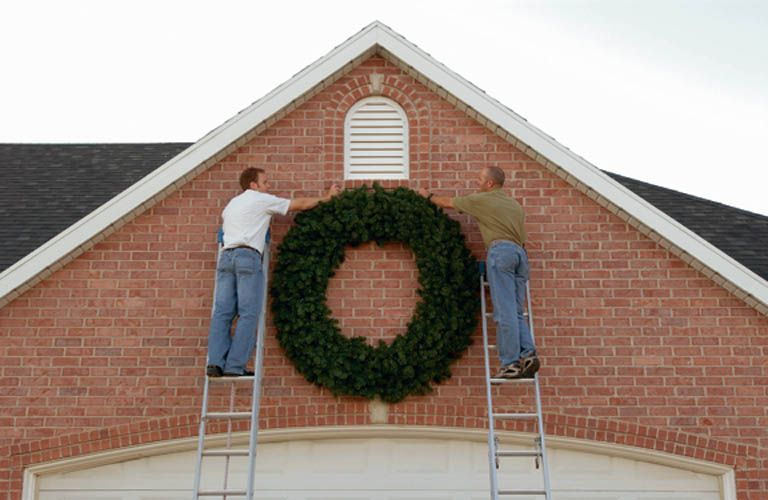 Holiday decorating is hard work and take some skill.  Learn the tricks at http://www.youtube.com/user/seasonalsource