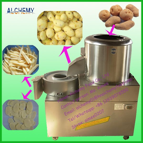 Automatic Potato Washer Peelerpotato Peeler Machine Price