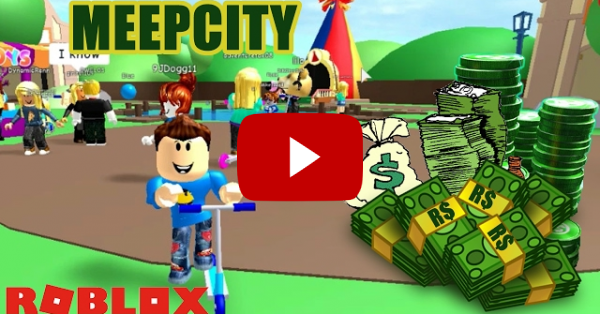 Ways To Earn Money Faster On Roblox Meep City Get Baby Toys A