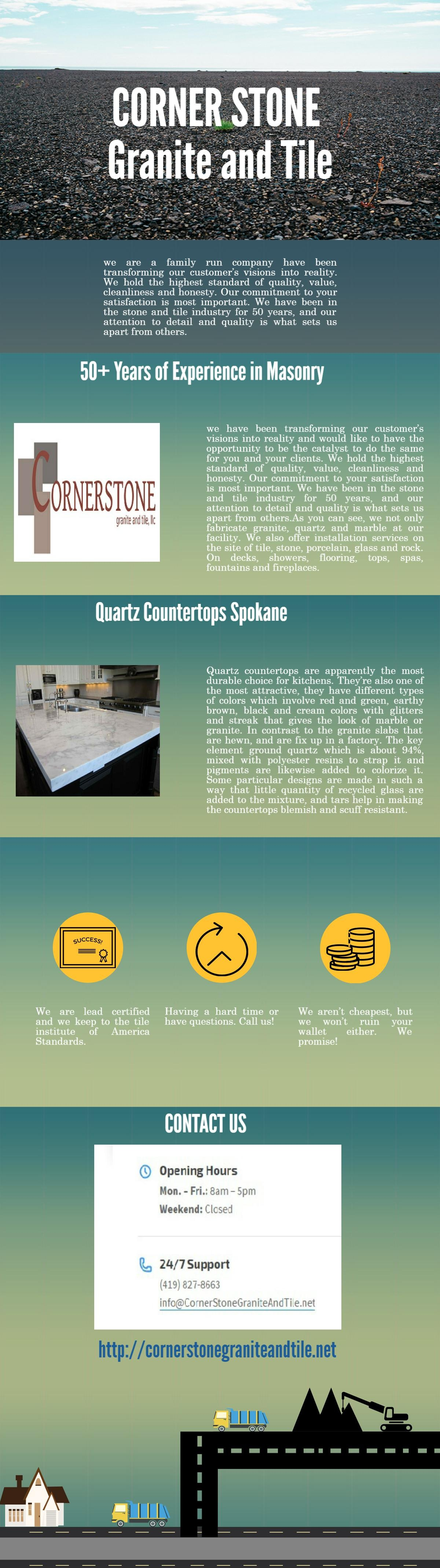 Granite Countertops Spokane Http://cornerstonegraniteandtile.net/