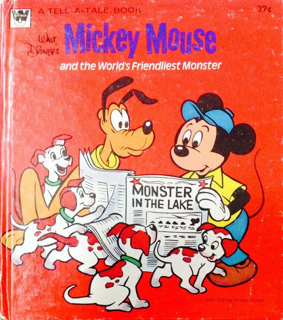 Walt Disney\'s Mickey Mouse and the World\'s Friendliest Monster ...